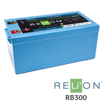 RELiON RB300 300Ah 12V Lithium Battery - Low Wholesale Price