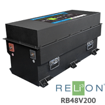 RELiON RB48V200 200Ah 48V Lithium Battery - Low Wholesale Price
