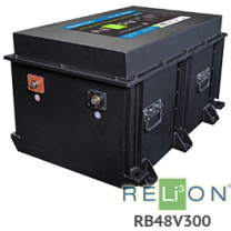 RELiON RB48V300 300Ah 48V Lithium Battery - Low Wholesale Price